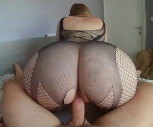 Bubble Butt MILF Tube